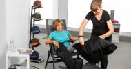 Fitness, Regeneration und Prävention aus einer Hand: Physiotherapeutische Elemente halten Einzug in Fitnessstudios (FOTO)