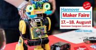 Wochenendtipp: Maker Faire Hannover / Das bunte Mitmach-Festival für die ganze Familie