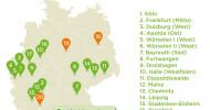 """Halbzeitbilanz der Spendenaktion """"Stück zum Glück"""": Schon 17 inklusive Spielplatzprojekte wurden deutschlandweit umgesetzt / """"Stück zum Glück"""" baut bundesweit inklusive Spielplätze (FOTO)"""