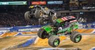 Mit MONSTER JAM® kommt die spektakulärste Motorshow zurück in die Commerzbank-Arena Frankfurt (FOTO)