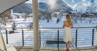 Das Rieser: Alpin-orientalische Winter-Wellness am Tiroler Meer
