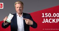 Bundesliga6: Bis zum 6. Spieltag werden garantiert 150.000EUR ausgeschüttet (FOTO)