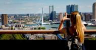 Rotterdam als Gastgeberstadt des Eurovision Song Contest 2020 (FOTO)