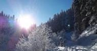 Echte Winterromantik in Salzburgs Süden