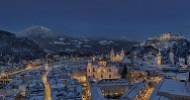 Advent im Schlosshotel im weihnachtlichen Salzburg