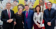 25 Jahre Leopold Museum-Privatstiftung: 1994-2019. Elegantes Dinner im Leopold Museum