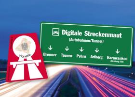 Entspannt in den Herbsturlaub starten / Digitale Streckenmaut und Autobahnvignette vor der Reise besorgen (FOTO)