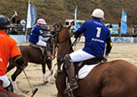 VELA HOTELS punktet bei der 10. German Beach Polo Championship