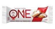 Best Nutrition GmbH dein Fitnessgrosshandel Informiert: One Bar Sorten Iced Gingerbread und Pumpkin Pie