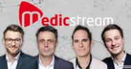 """medicstream startet """"SendByDoc""""-Service für Ärzte, Praxen und Krankenhäuser"""
