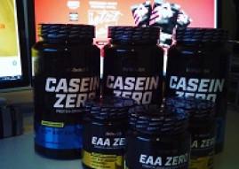 Best Nutrition GmbH dein Fitnessgrosshandel Informiert:BioTech Produkte Casein Zero und EAA Zero bekommen Zuwachs und werden um folgende Geschmacksrichtungen erweitert