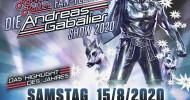"""DIE"" ANDREAS GABALIER SHOW 2020 – Das Volks-Rock""n""Roller Fan-Festival – ANHÄNGE"