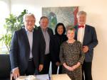 Vorstandswahl der INITIATIVE HÖREN / Marianne Frickel in Vorstand gewählt (FOTO)