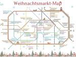 Berlin Weihnachtsmarkt Map 2019: So kommst Du mit denÖffis ans Ziel (FOTO)