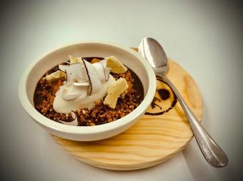 Foodhunter und kulinarischer Weltenbummler zu Gast beim SHGF – Michael Hoffmann begeistert in der Gutsküche