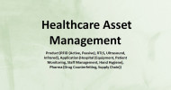 Healthcare Asset Management Market Trends Estimates High Demand by 2023