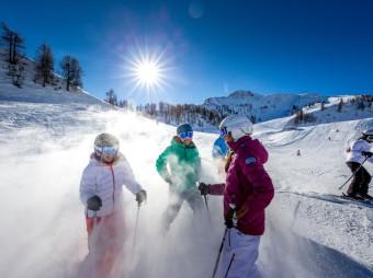 """""""Ski und Advent"""" 2019 in der Salzburger Sportwelt"""