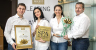 Gewinner des Leading Spa Awards 2019!