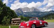Alpen. Autos. Abenteuer. Automobilklassiker erobern Karwendel und die Hohen Tauern