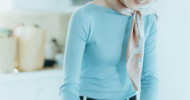 Bei Neurodermitis auf dicke Pullis verzichten (FOTO)