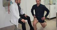 Aus der Praxis: Ein schmerzfreier Ex-Leistungssportler dank Core-Workout in der Asklepios Orthopädische Klinik Lindenlohe