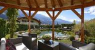 Mediterrane Luft in den Südtiroler Bergen