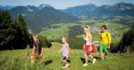 Vom Hotel Gutjahr den Salzburger Kalkalpen aufs Dach steigen