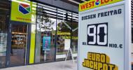 Lotterie Eurojackpot 90 Millionen sind erreicht (FOTO)
