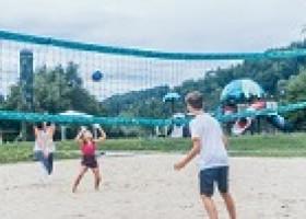 Ein Aktiv-Resort für die ganze Familie Direkt am Drauradweg und mit einem Sportangebot XXL