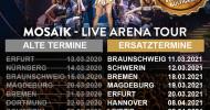 Andrea Berg: MOSAIK LIVE – Doppel-Live CD inkl. DVD mit Show-Highlights der Mosaik-Live Arena Tour