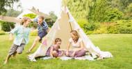 """Am 15.05. ist Tag der Familie / Jetzt geht""""s rund: Outdoor-Aktivitäten für Familien (FOTO)"""