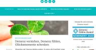 """""""Alzheimer und wir"""": Blog von Baby-und-Familie-Redakteurin ist für den Grimme-Online-Award nominiert (FOTO)"""