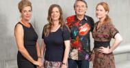 """Sommerlektüre in der 3sat-Sendung """"Buchzeit"""" / Literarische Talkrunde mit Barbara Vinken, Sandra Kegel, Katrin Schumacher und Gert Scobel (FOTO)"""