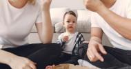 Burnout durch falsche Ernährung in der Kindheit.