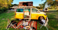 Urlaubstrend Campervan: camper4u.de startet mit neuem Angebot in den Sommerurlaub