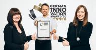 Doppelt ausgezeichnet: medi gewinnt zweimal German Innovation Award (FOTO)