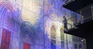"""Panorama-Weltpremiere """"Die Kathedrale von Monet"""" zelebriert ab 4. Juli 2020 in Rouen die Epoche des Impressionismus / Das Panoramakunstwerk von Yadegar Asisi ist eine Reverenz an Claude Monet (FOTO)"""