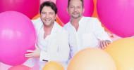 Tourneeverschiebung: Schlagerduo FANTASY – DIE GROSSE CASANOVA ARENA TOUR 2021/2022 – ANHÄNGE