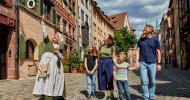 #Stadtglück für Familien in Nürnberg: Imposante Ritterburgen, gemütliche Giraffen und knifflige Rallyes (FOTO)