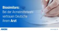 Biosimilars: Bei der Arzneimittelwahl vertrauen Deutsche ihrem Arzt (FOTO)