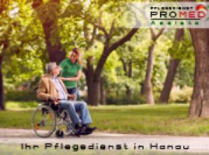 Mehr Unterstützung für pflegebedürftige Menschen in Hanau