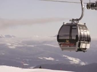 Mit Sicherheit eines der schönsten Skigebiete Südtirols