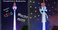 10 Jahre Berlin Lights: Mitmach Aktion (Fernsehturm-Modenschau), Kalender 2021 und Bildband von Enrico Verworner