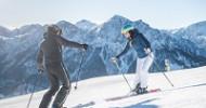 Olang: Skifahren im 4:3-Format auf extrabreiten Pisten