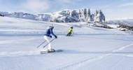 Sun Valley: mitten in den Grödner Skibergen