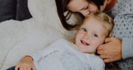 """""""Wir hatten enormes Glück"""" – eine Mutter spricht über die Meningokokken-Erkrankung ihrer Tochter (FOTO)"""