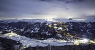 Ausgezeichneter Schneespaß in der Wildkogel-Arena