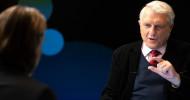 Demokratie in Gefahr: Richard David Precht spricht im ZDF mit Josef Joffe, Mit-Herausgeber der ZEIT (FOTO)