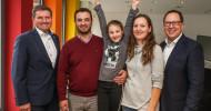 Junge BIG-Patientin ermöglicht innovative Therapie für Epilepsieerkrankte als Kassenleistung / Kooperation mit Universitätsklinikum Frankfurt und Medtronic GmbH (FOTO)