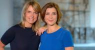 """""""Hier spricht Berlin"""": Der rbb-Talk im Ersten mit Eva-Maria Lemke und Jessy Wellmer (FOTO)"""